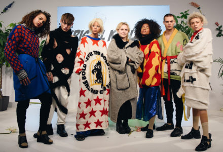 kristel kuslapuu won fashion scouts' ones to watch award