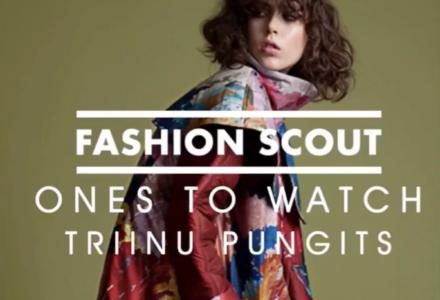 triinu pungits won the prestigious ones to watch award