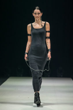 jewellery brand nvbyk won people's choice award at tallinn fashion week